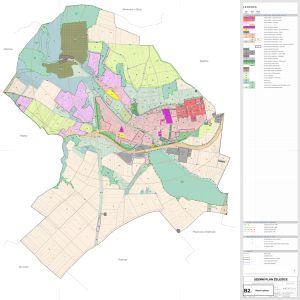 Jak je to projednáváním nového územního plánu obce?