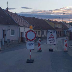 Ulice 24. dubna byla uzavřena. Co přinesly první dva dny.